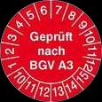 Mitglied der BGV A3