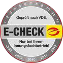 Zertifizierter E-Check Partner